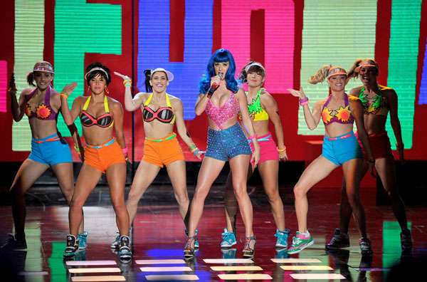CA Girls MTV 2010