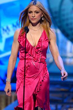 Madonna - Style.com 2004