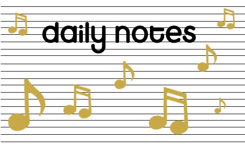 Dailynotes
